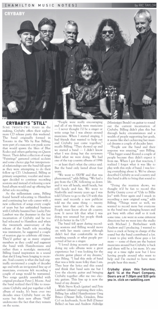 VIEW Magazine Article